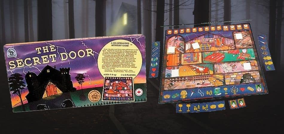 The Secret Door Board Game
