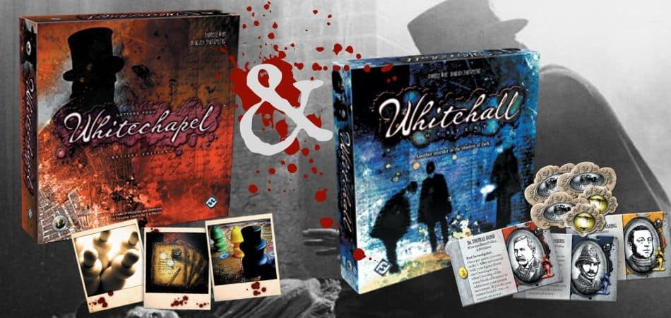 Whitechapel Mystery Games