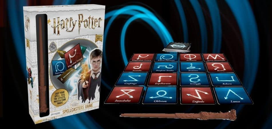 Harry Potter Spellcasters Board Game