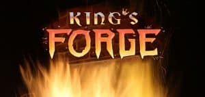 King's Forge Board Game Logo Featured Image