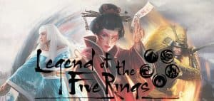 Legend of the Five Rings Card Game Featured