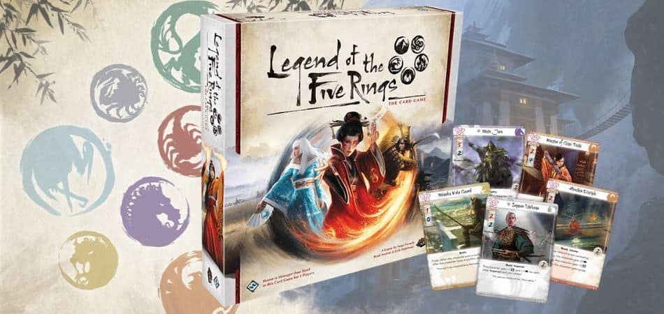 Legend of the Five Rings Overview