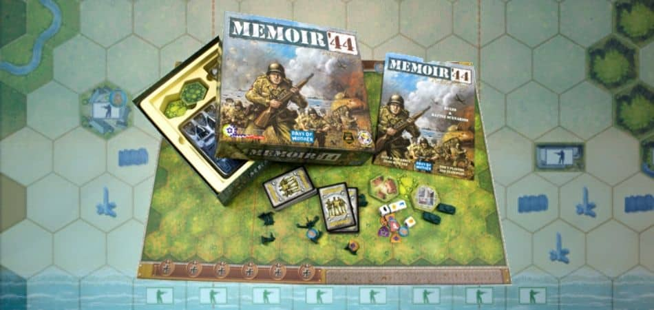 Memoir '44 Board Game