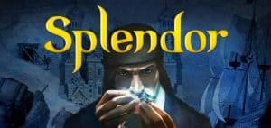 Splendor Board Game Logo Featured Image