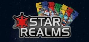 Star Realms Board Game Logo Featured Image