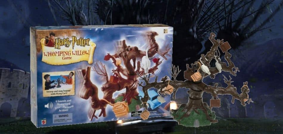 Whomping Willow Board Game