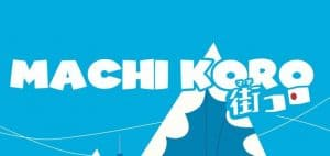 Machi Koro Board Game Logo Featured Image