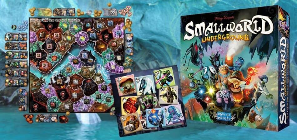Small World: Underground Expansion