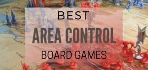 Best Area Control Board Games Featured