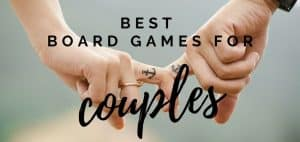 Best Board Games For Couples Featured Image