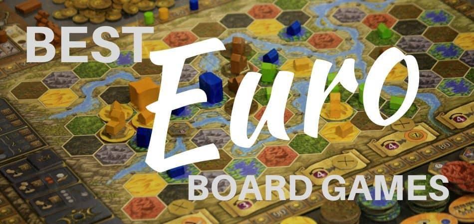 Best Euro Board Games