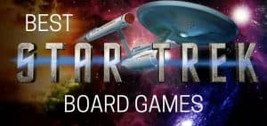 Best Star Trek Board Games Featured