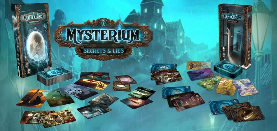 Mysterium Board Game Expansions