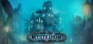 Mysterium board game art