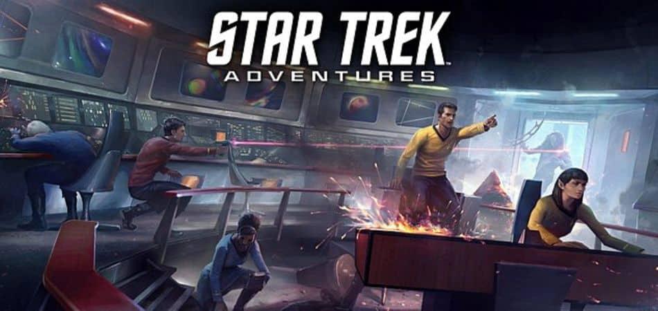 Star Trek: Adventures RPG