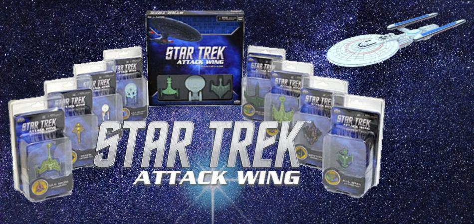 Star Trek: Attack Wing Board Game
