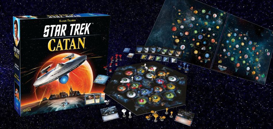 Star Trek: Catan Board Game