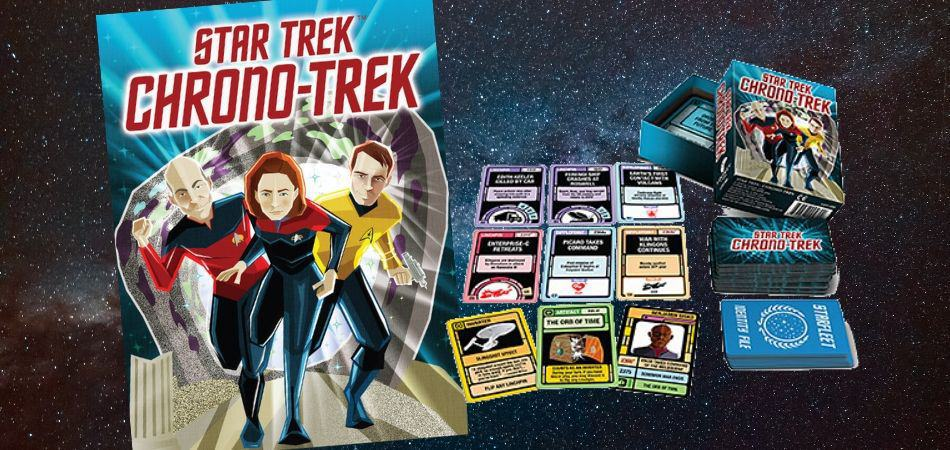 Star Trek: Chrono-Trek Board Game