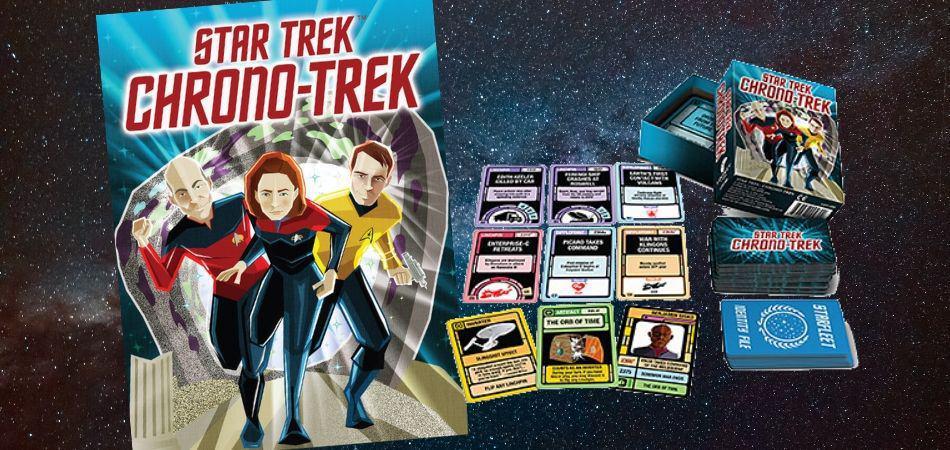 Star Trek: Chrono-Trek Board Game
