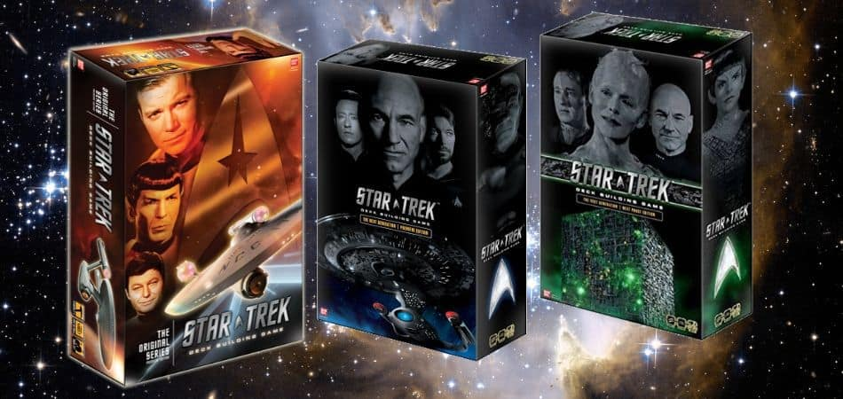 Star Trek: Deck-Building Game