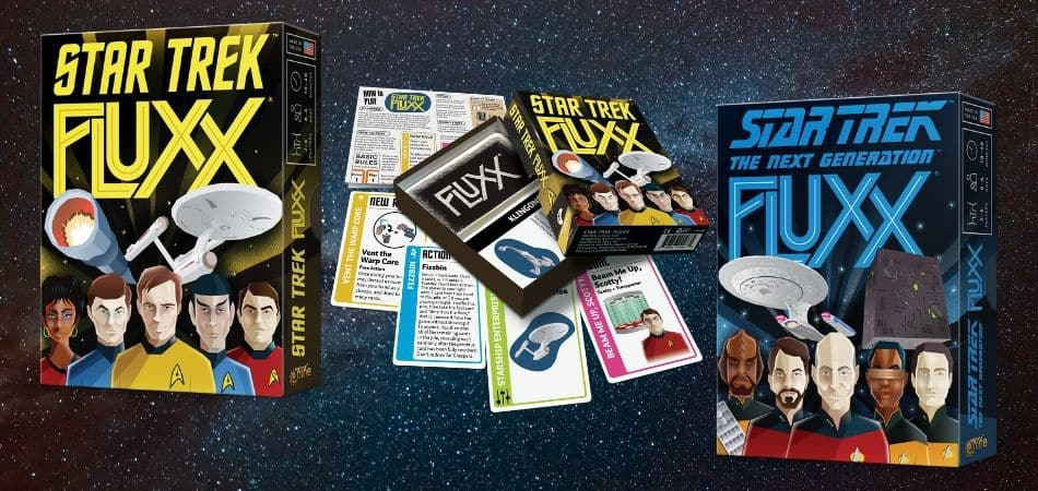 Star Trek: Fluxx Board Game