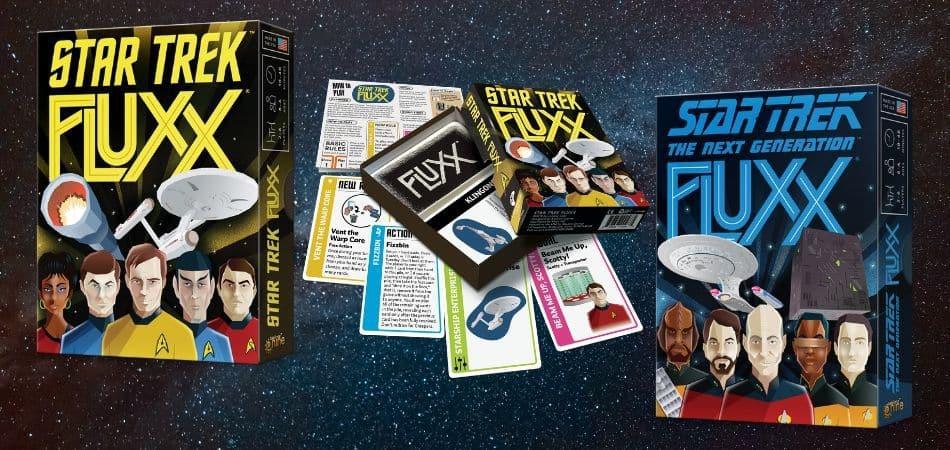 Star Trek: Fluxx Board Game