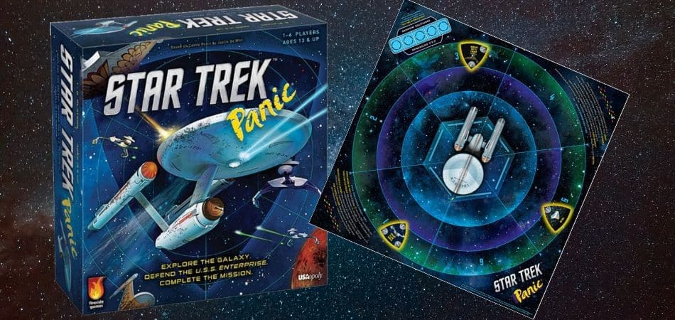 Star Trek: Panic Board Game