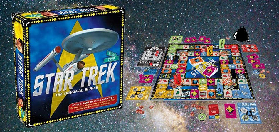 Star Trek: Road Trip Board Game