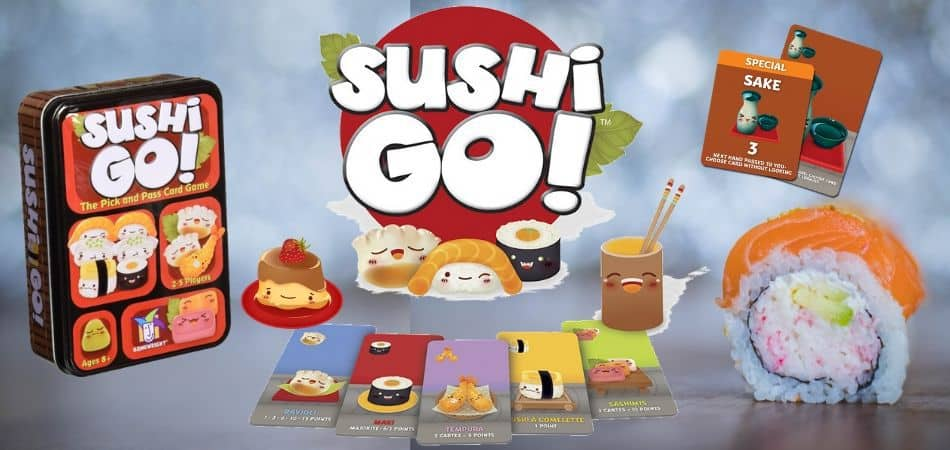 Sushi Go! Board Game