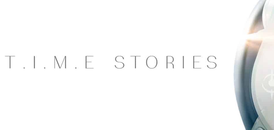 T.I.M.E. Stories Board Game Logo Featured Image
