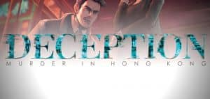 Deception: Murder in Hong Kong Header