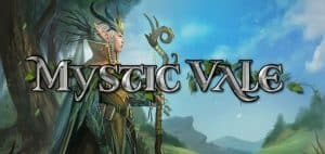 Mystic Vale Logo and Header