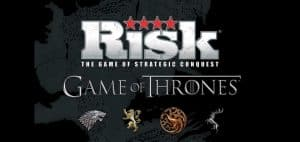 Risk: Game of Thrones Board Game Header Image
