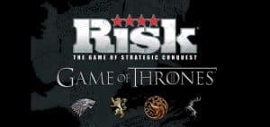 Risk: Game of Thrones Board Game Header Image