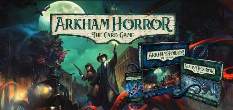 Arkham Horror: The Card Game Featured Image