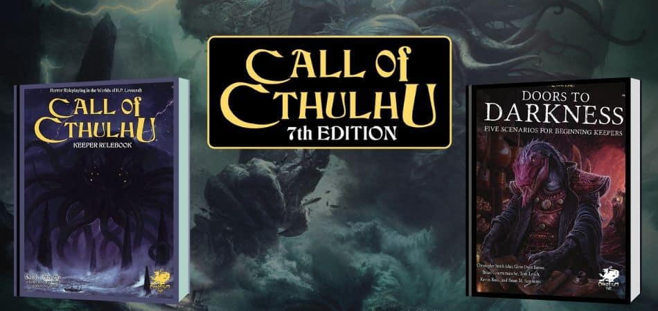 Call of Cthulhu Tabletop RPG