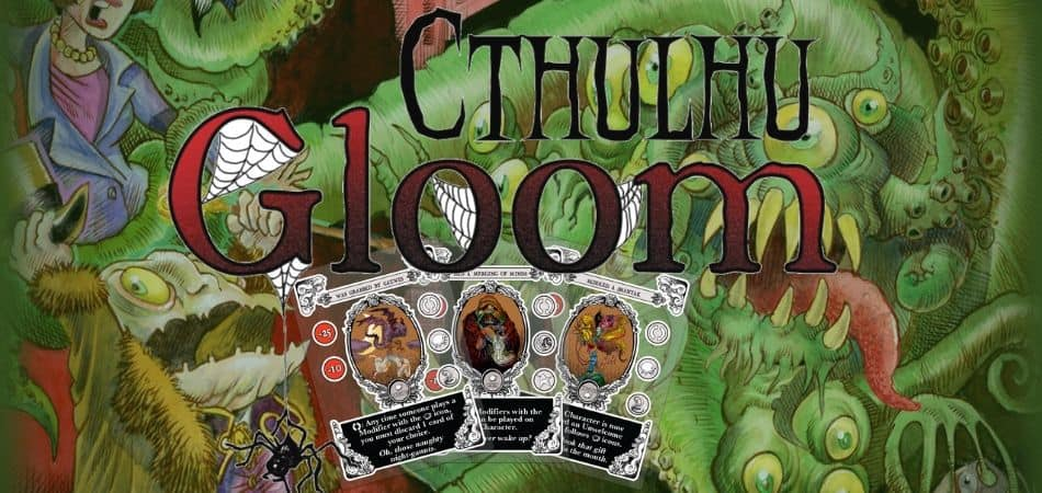 Cthulhu Gloom Board Game