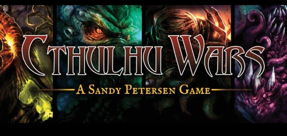Cthulhu Wars Board Game