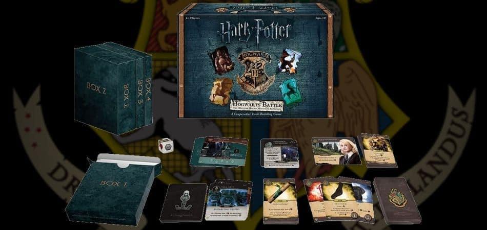 Harry Potter Hogwarts Battle Monster