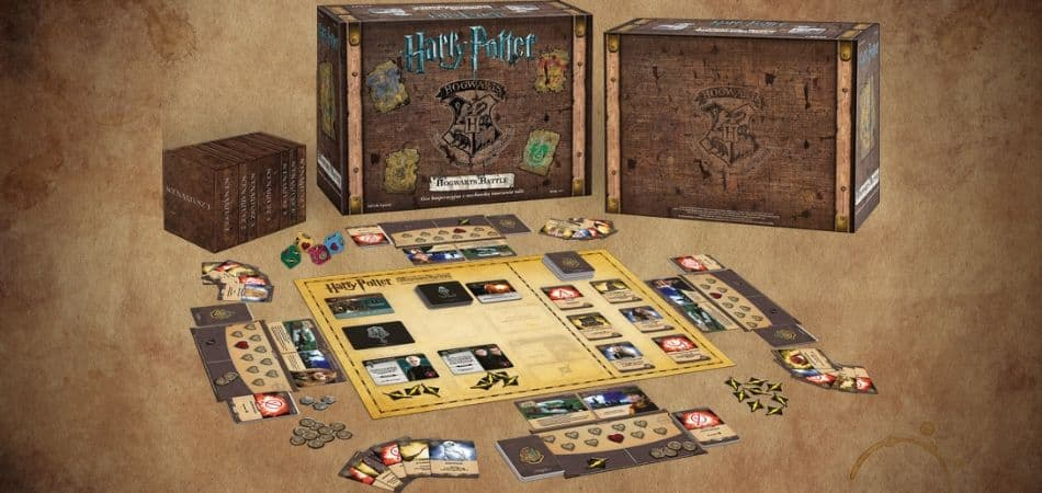 Harry Potter Hogwarts Battle Unboxing