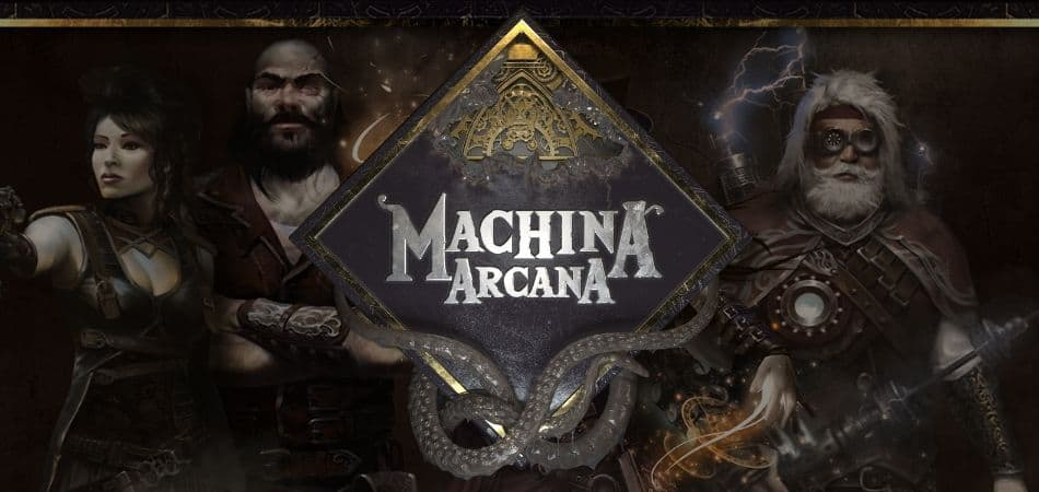 Machina Arcana Board Game