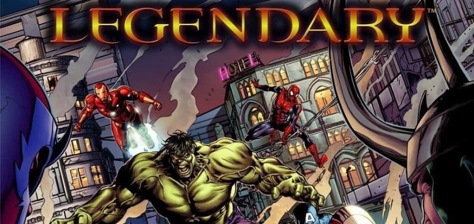 Marvel Legendary Board Game