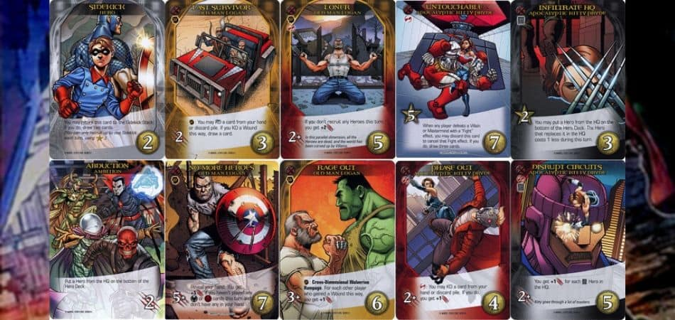 How to Play Marvel Legendary Board Game