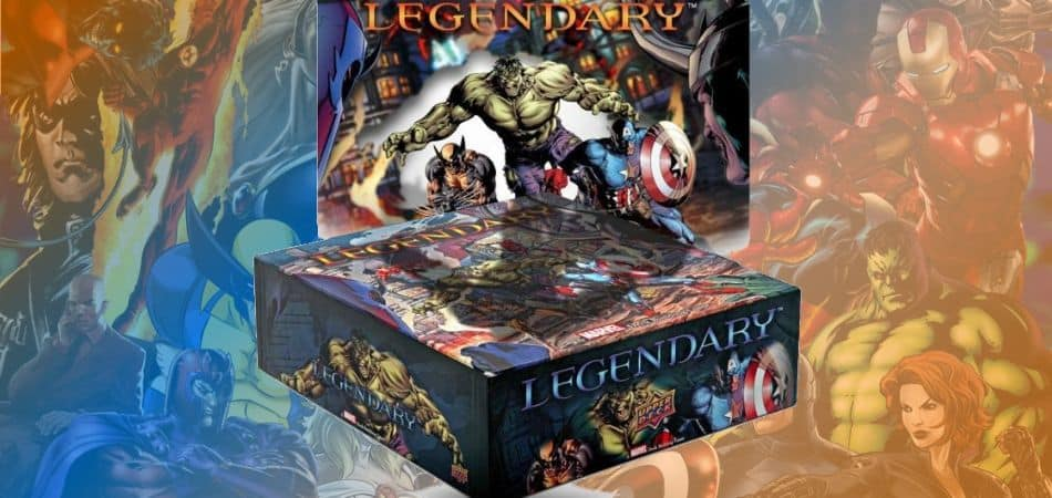 Marvel Legendary Board Game Overview