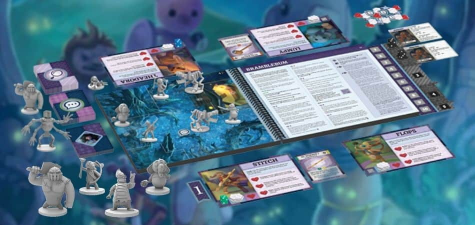 How to Play Stuffed Fables