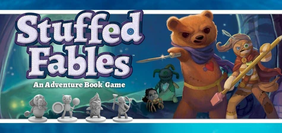 Stuffed Fables Board Game Overview