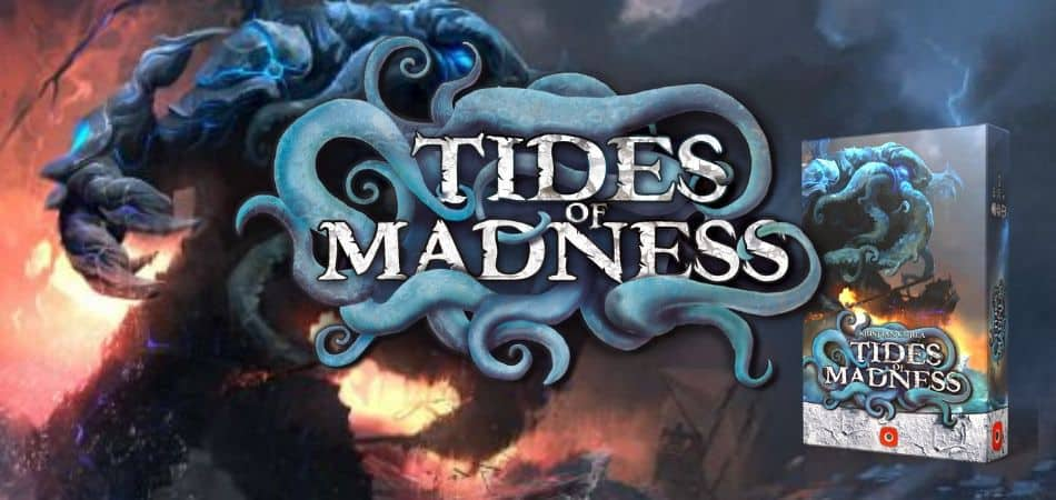 Tides of Madness Board Game