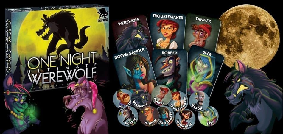 How to Play One Night Ultimate Werewolf
