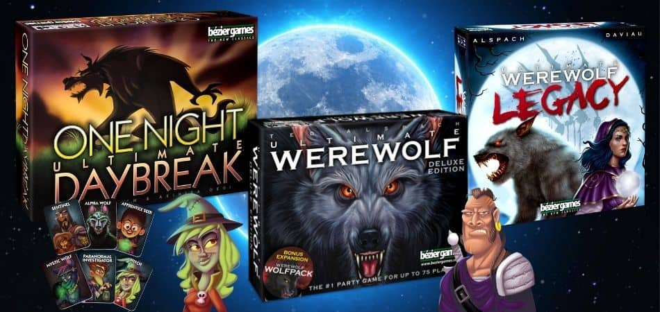 Expansion of One Night Ultimate Werewolf