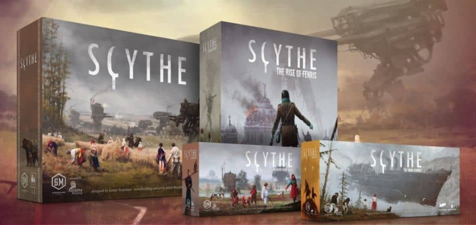 Scythe expansions